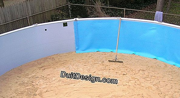 How to easily install a pool kit?