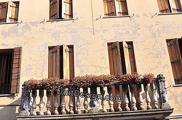 How to make shutters Italian,