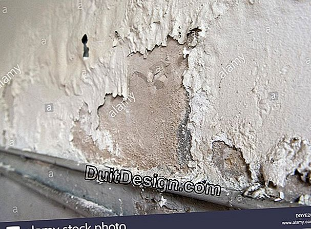 Moisture, saltpeter: Toupret solutions for treating walls