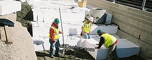 Insulation: know everything about expanded polystyrene