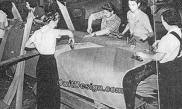 All about the history of plywood