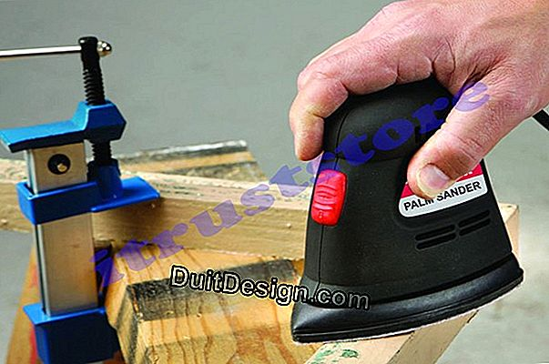 All about the history of the vibrating sander