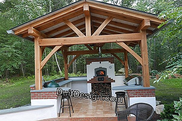 Make a pergola roof with Onduclair® PLR or PVC sheets