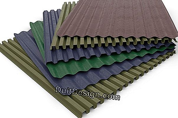 Roofing: install Onduline® Easyfix corrugated sheets