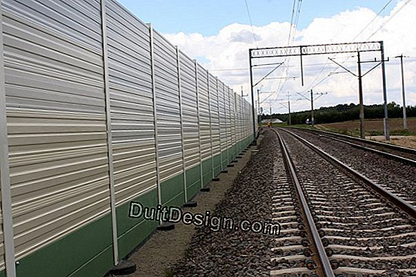 Sound insulation: all about noise barriers