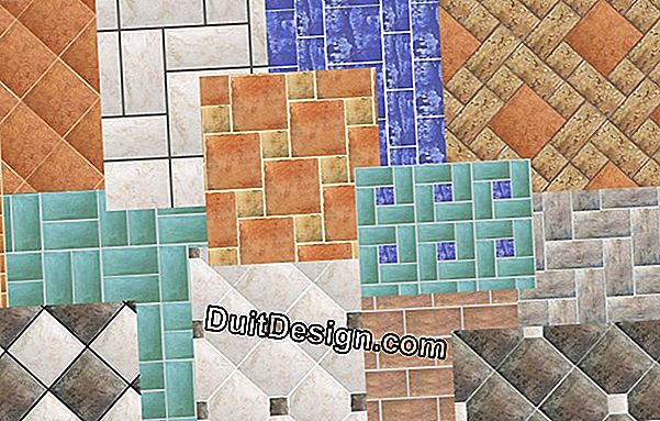Tile a floor: make a perfect layout