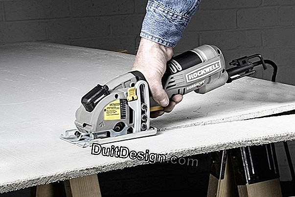 Cut more easily with a hand saw