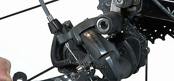 Tutorial: How to adjust an ATV derailleur