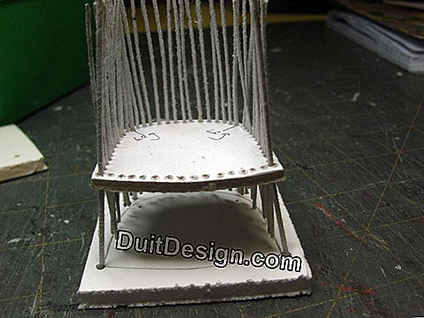 Tutorial: How to put a chair back into shape
