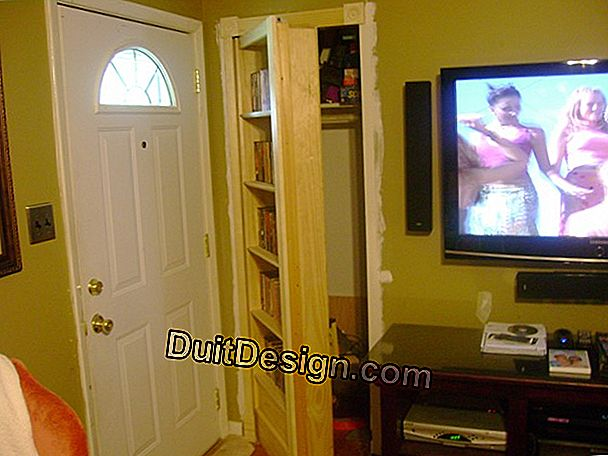 Tutorial: How to put a swing door?