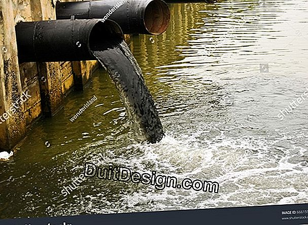 Water treatment: what are the pollutants of water