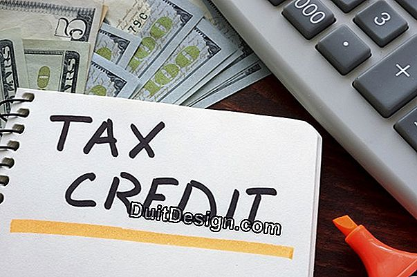Benefit from a tax credit: must the company be RGE?