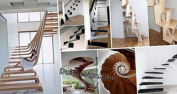Our selection of the most beautiful spiral staircases # Photo 1/6