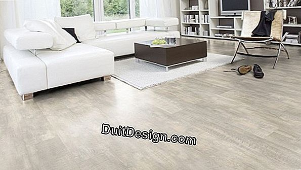 Cork flooring from Wicanders