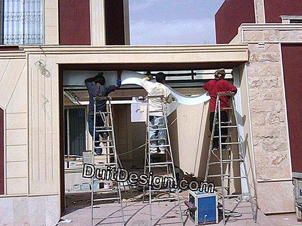 Independent electric rolling shutter ID2