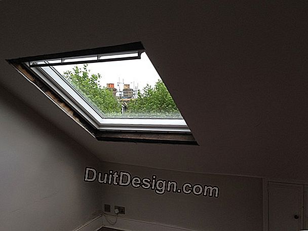 Velux Integra® Motorized Roof Window