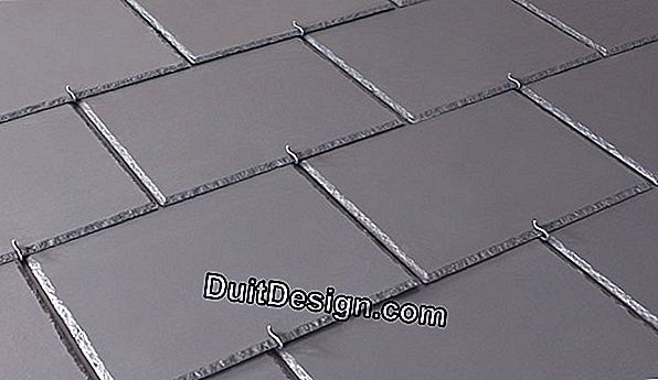 Fiber-cement slates Pommay from ETERNIT