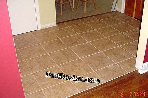 Define your tiling project