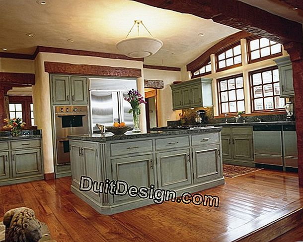 Our selection of the most beautiful lacquered kitchens # Photo 1/6