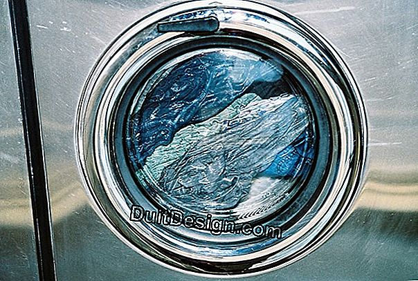 Save the water from your washing machine