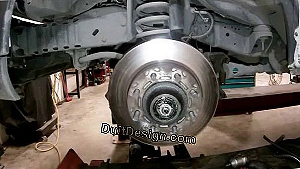 Change the socket of a suspension