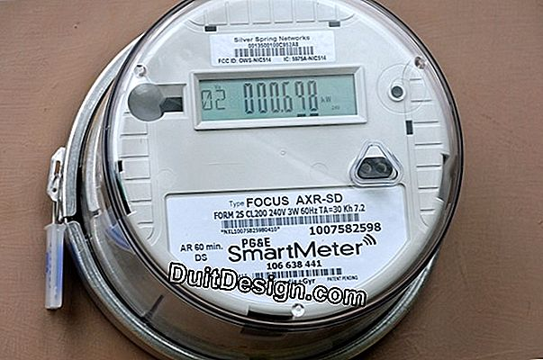 Read an electromagnetic electricity meter