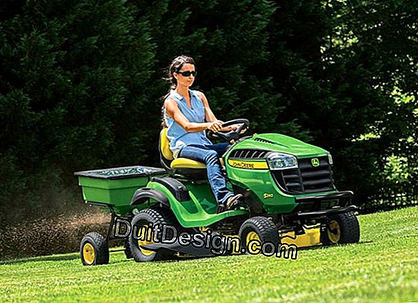 How to choose your lawn mower?