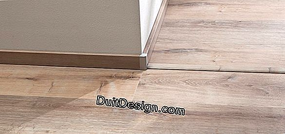 Clip PVC flooring: a simple solution