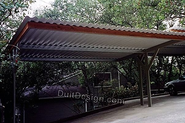 The different types of carport