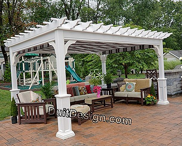 Our selection of the most beautiful pergolas # Photo 1/7