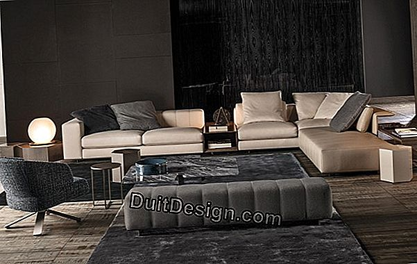The luxury outdoor lounge & relaxation by Minotti