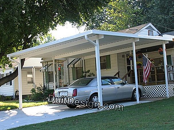 Price of an aluminum carport
