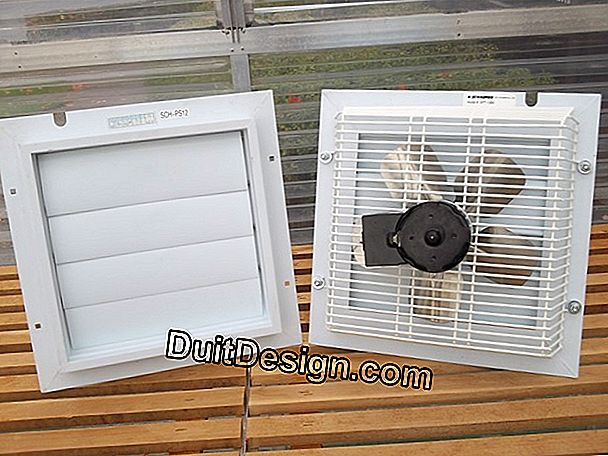 How to ventilate and heat at the same time?