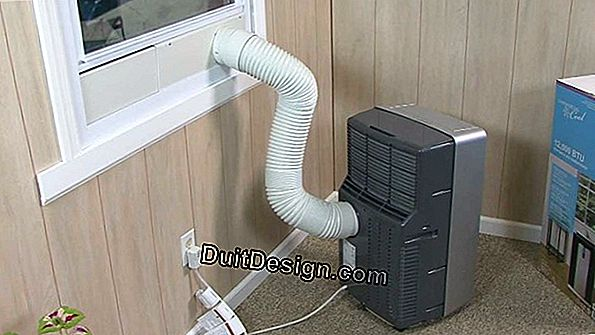 Mobile air conditioners.