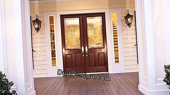 Choose a front door for your home