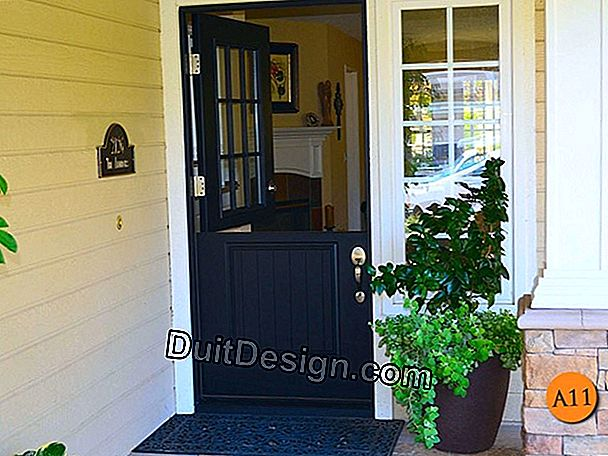 A turnkey entry door!