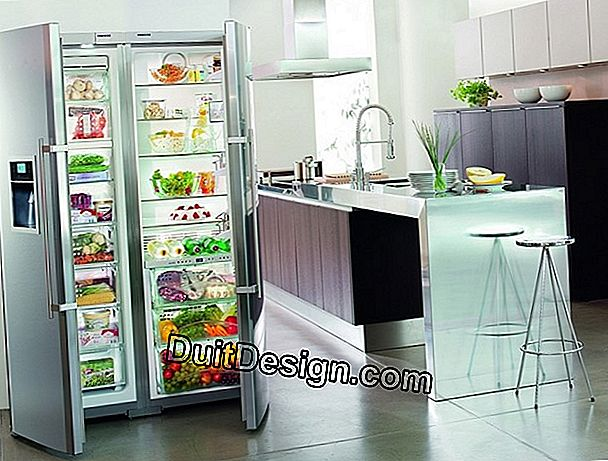 How to choose a freezer ?