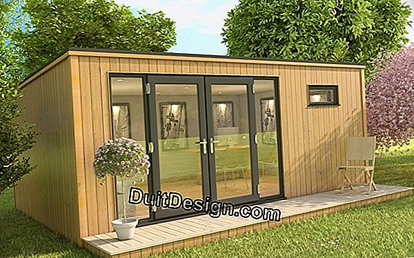 How to choose your garden room