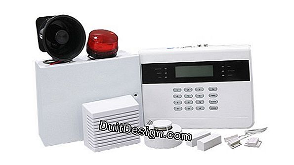 Survey choose alarm system