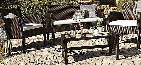 Our selection of garden furniture for the summer