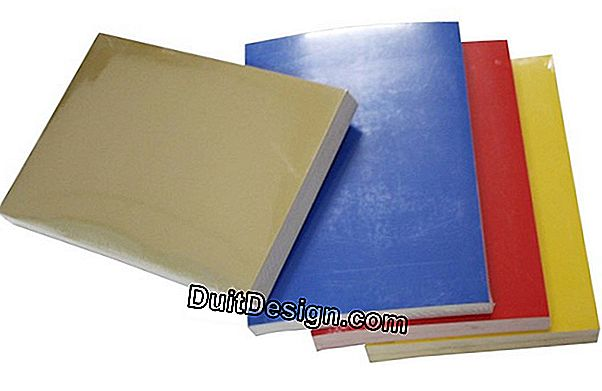 The binder paper