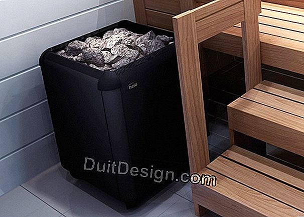 Sauna: choice, installation and maintenance