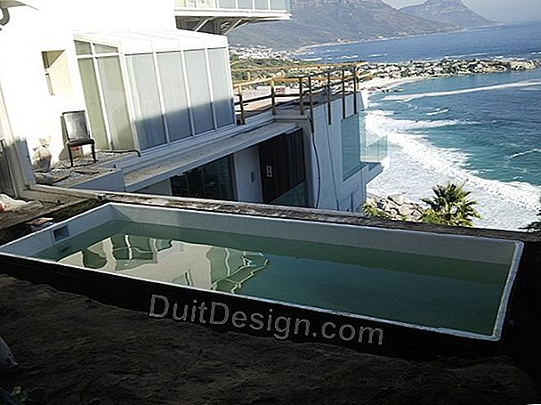 Install a freestanding pool