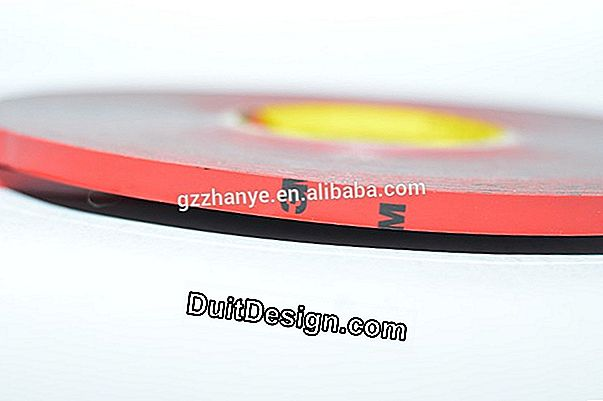 Double-sided adhesive tape Special Mirrors (tesa)