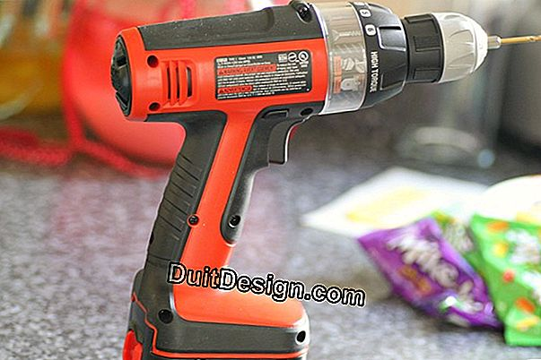 How to properly use a drill?