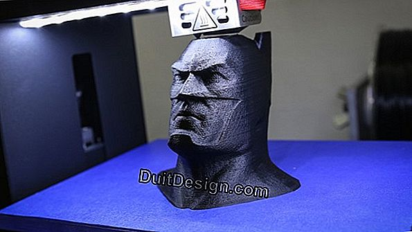 The 3D printer: how to make a good impression