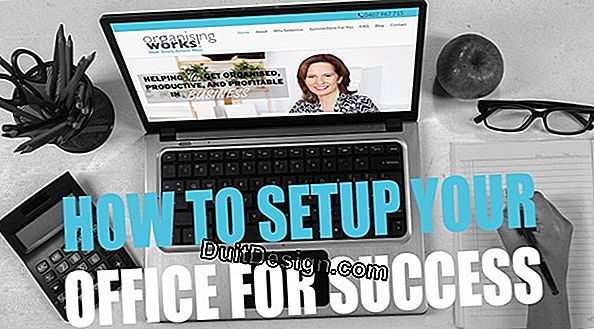 7 Keys to set up your office at home