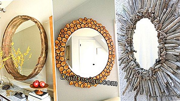 DIY: Make yourself a trumeau mirror
