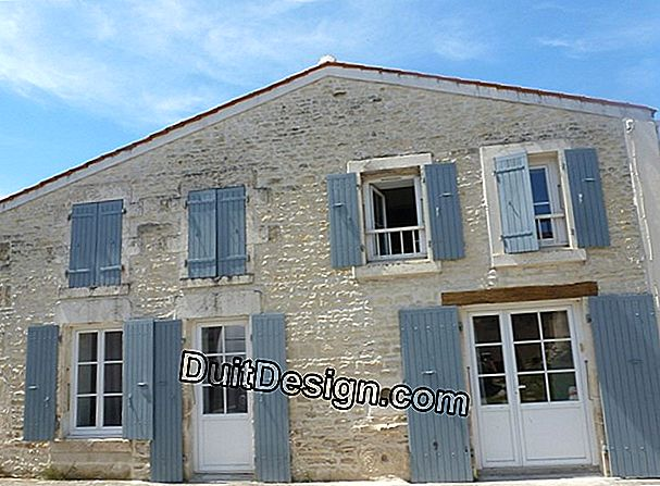 Expansion and renovation of a house in the Dordogne