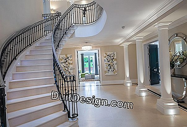 Stairs: how to choose a model for its interior?